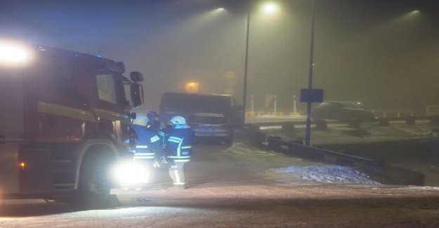 The ferry ran aground in Naantali - the Aib is investigating the case: the Fog can't be the cause of the accident