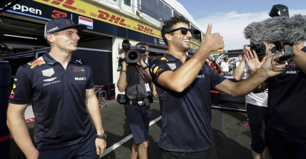 The formula 1 star's sensational switch: - We tried everything