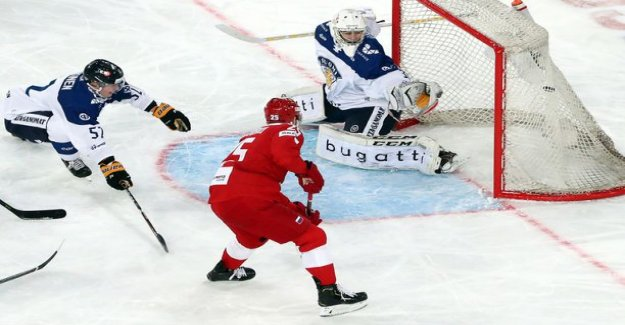 The lions collapsed completely against Russia - Jukka Jalonen and the captain told me what happened: We had the lead, but we were losing