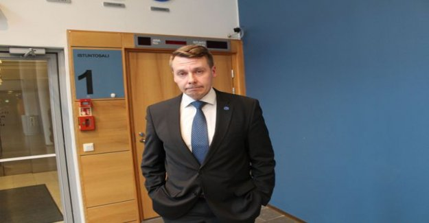 The ministry of review: the ombudsman for Children Tuomas Kurttila taxi not abuse