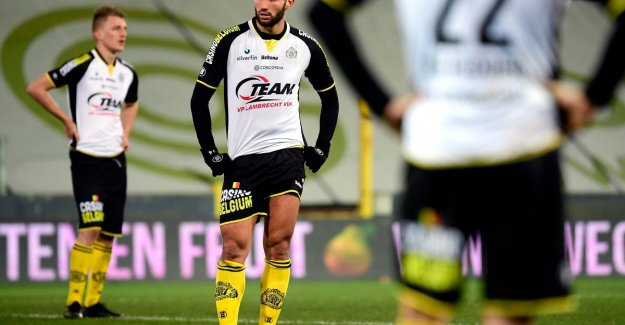 The review of the year per club (#Lokeren and Mouscron) : Who drew the heaviest disappoint? Um, have you a moment?