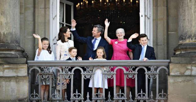 The royal family's hidden cost: Cost 386.000.000 in total