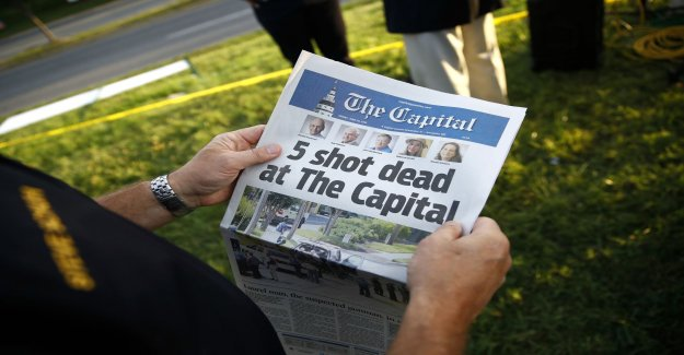 The short trend is turning: More journalists killed