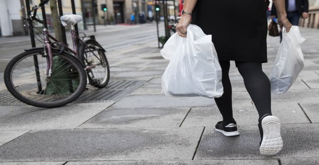 The swedes opt out of the plastic bag