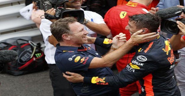 The team manager went through the F1 summer-discussed the transfer - knocked out of the depot toured the speeches flatly: It is a simple rule