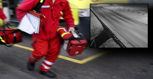 The third victim Oulu in a car accident - crushed car was found in school-age children
