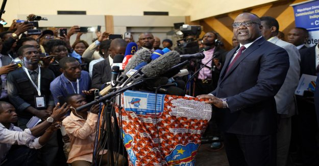 The united nations wishes to free elections in the Congo