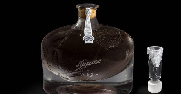 The world's most expensive port wine
