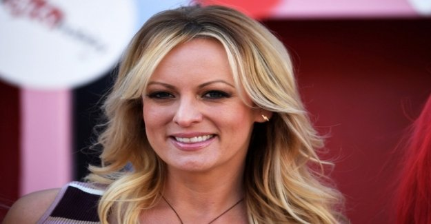 The year of Stormy Daniels