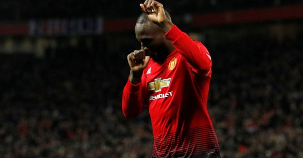 There is 'Big Rom' again: Lukaku scores a resounding 4-1 victory of Man. United against Bournemouth, Pogba twice to the cannon