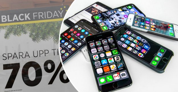 Think about it – before you buy a new mobile on sale