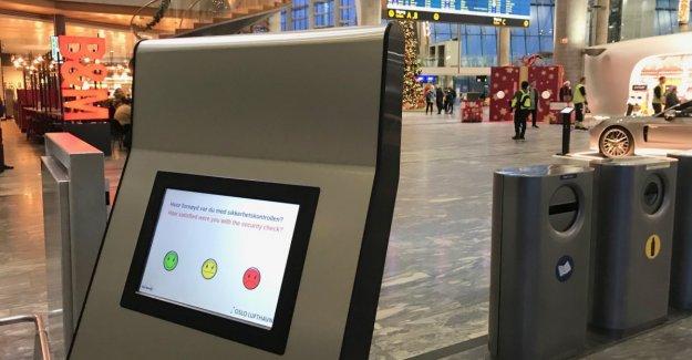 This is flyplassenes secret money machine
