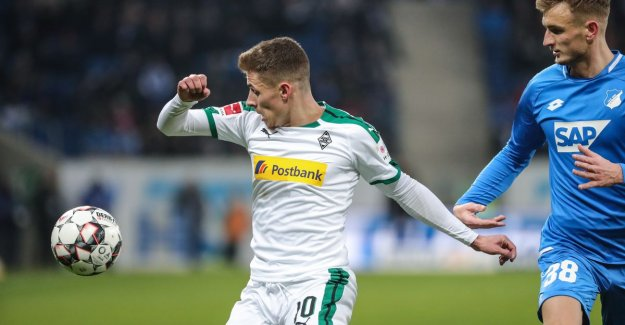Thorgan Hazard will lose points with Monchengladbach and see Bayern at the same height