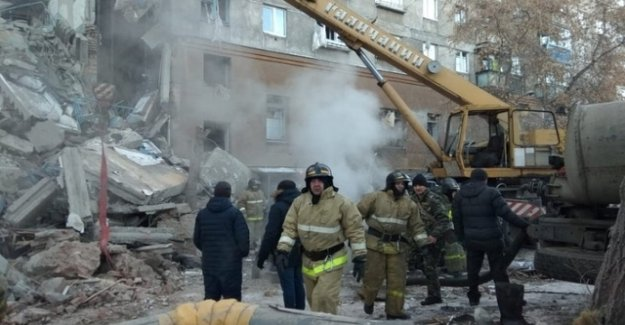 Three Dead after gas explosion in Russia