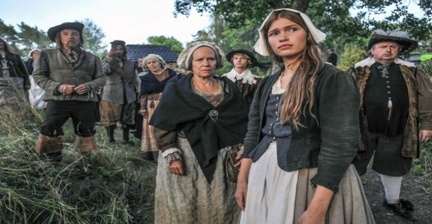Today tv-premiere: based on real events the film Åland witch hunt of the movie left budget