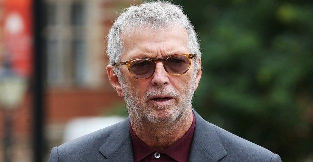 Today's album: Eric Clapton hides a noble blues-ep
