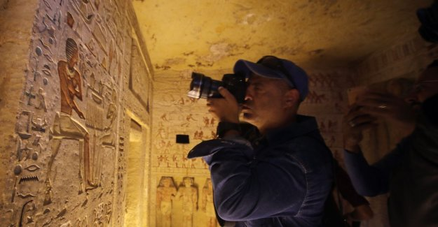 Tomb of more than 4,400 years old discovered in Egypt