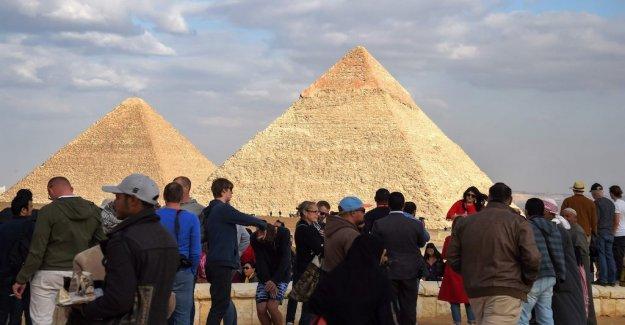 Tour operators setting up trips to Cairo