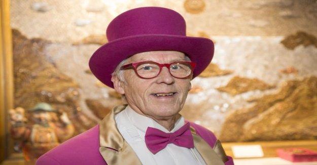 Trembled, Jethro! Eero, 73, it is a salesman's - Only Karkkila was too much for the Finnish legendaarisimmalle vacuum cleaner dealer