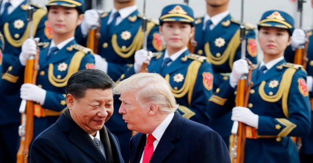 Trump believes the new agreement with China, after talks with Xi