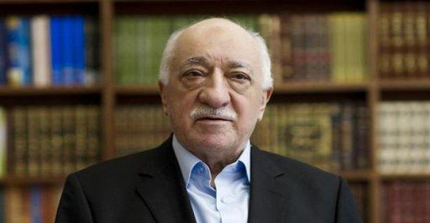 Trump said, according to Turkey's extradition of gülen's
