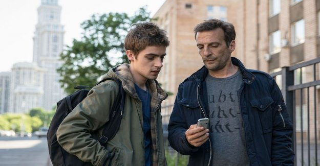 Tv review: Spionserien False identity are making a comeback with the highest score