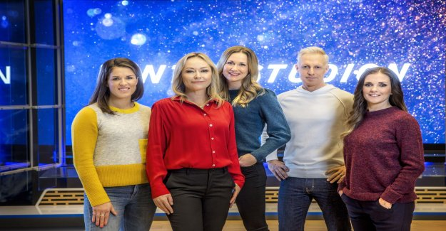 Tv-tableau, dec 30, 2018: world Cup ski and contests 2018