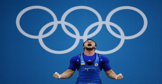 Two olympic winner bust for doping - federation issued a stop list