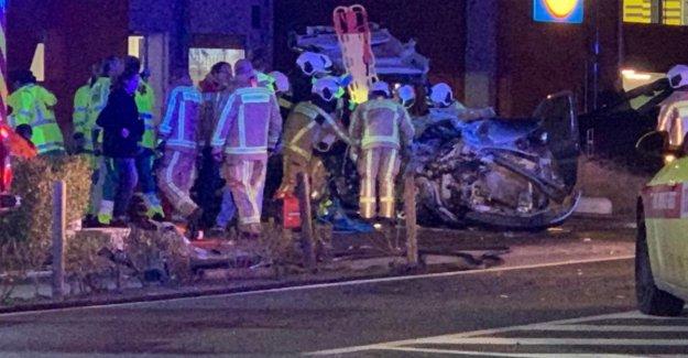 UPDATE: Man heavy head-on collision caused had drunk