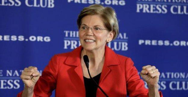 US Democrat Warren wants to be President