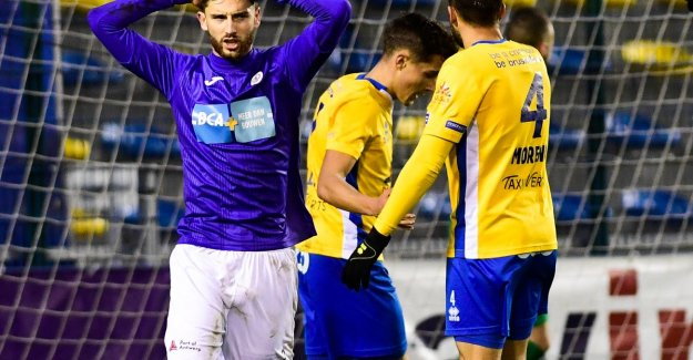 Union and Beerschot-Wilrijk keep each other in check in 1B-topper