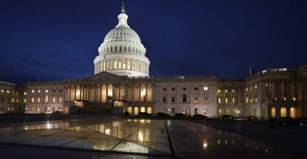 United States: Shutdown, probably until after new year's eve