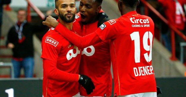 VIDEO. It was raining handsome goals to Sclessin: Carcela and Emond sheds Standard over Zulte Waregem