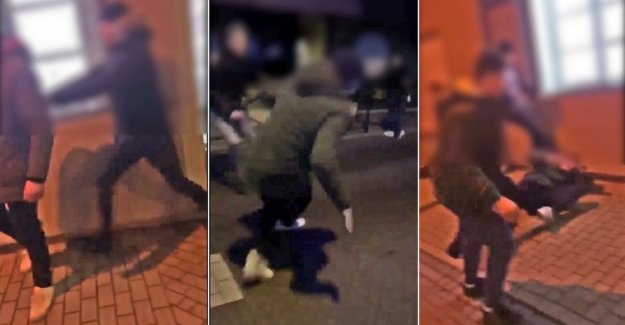 VIDEO. The young store man in together close to ice rink in Lebbeke: one 15-year-old in a closed setting placed