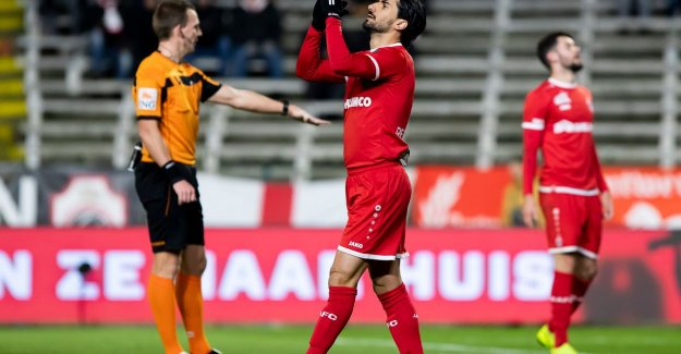 VIDEO. Waasland-Beveren forces after Club and now also Antwerp on the knees: boys Custovic commit a hold-up in the Team