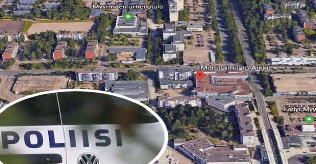 Vantaa youth troops fight only mild injuries - the investigation of the director: does Not seem that this should be planned in advance