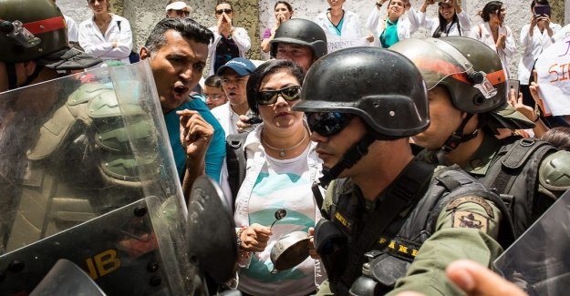 Venezuela, the most violent country in the world