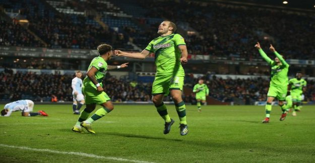 Video: This is how the birth Teemu Santa's last minute winning goal - Norwich going series at the forefront