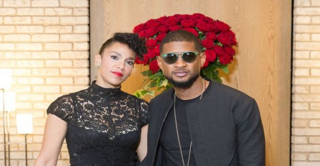 Was herpeskohu too? Star singer usher's relationship drifted into a crisis and divorce