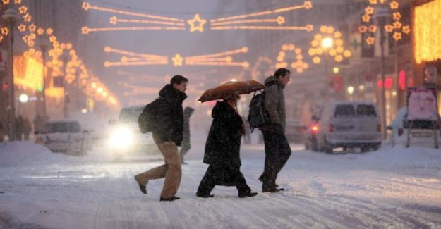 Weather in Berlin : So the odds on a white Christmas