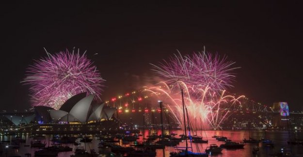 Welcome to 2019! In australia we celebrate already