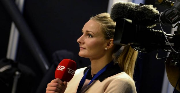 Well-known Danish tv host had to download the coffee: I was at the bottom of the food chain