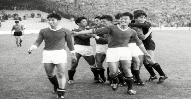What happened to North korea's representatives after the games? In 1966, the athletes ' fate was terrible - a defector told the scorer of sysimustasta the fate of the
