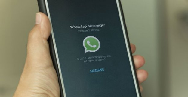 Whatsapp no longer works after the year end on some phone models – check the list, disappear with the application behavior