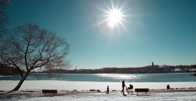 White christmas in almost the entire country – see how the weather is where you live