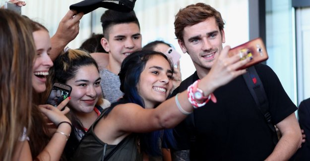Why Antoine Griezmann is a hero in Uruguay and so was received: amount, 'garra charrua' and Diego Godin