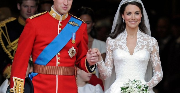 Why are parents prince William for many years did wait to marry Kate Middleton