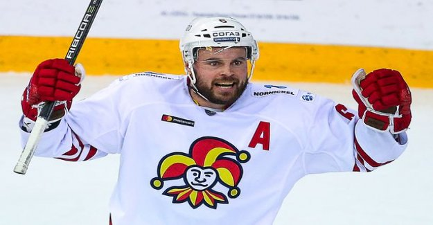 Wild rose victory - Severstal blow two goal lead
