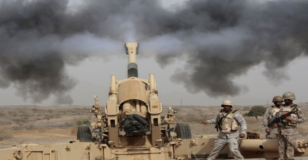 Witnesses: Darfurbarn at the front in Yemen