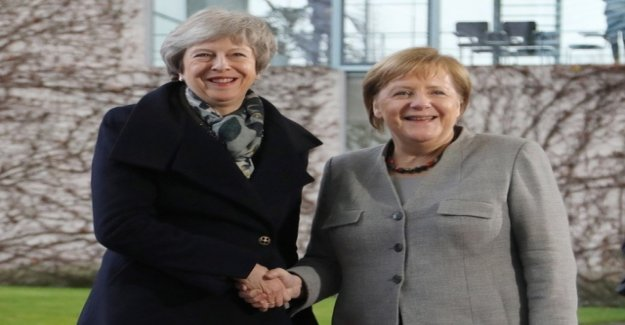 Women such as Angela Merkel and Theresa May give hope
